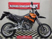 кроссовый KTM 640LC4 SUPER MOTO