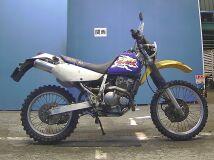мотоцикл SUZUKI DR250 XC DJEBEL арт.6236