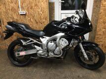 мотоцикл YAMAHA FZ6-S 600 JYARJ071000046632