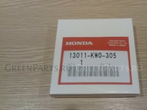 Кольца поршневые на HONDA STEED 400