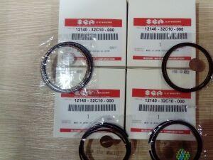 Кольца поршневые на SUZUKI BANDIT 400