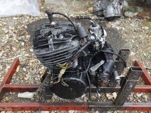Двигатель на YAMAHA TY250 53Y