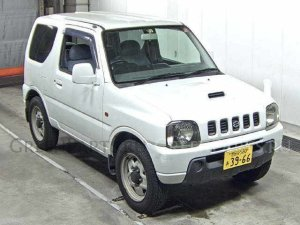 Раздатка на Suzuki Jimny JB23W K6A AT