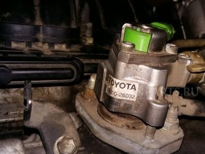 Тнвд на Toyota Avensis 2AZFSE