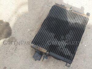 Радиатор кондиционера на Toyota Hilux Surf LN130 2LTE