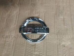 Эмблема на Nissan Fuga PY50 VQ35