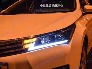 Фара на Toyota Corolla NRE180, ZRE181, ZRE182, NDE180