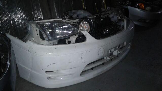 Ноускат на Toyota Corolla Spacio AE111