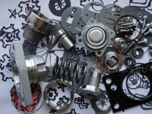 Тнвд на Mitsubishi Pajero K99W, H76W, V65W, V75W, H77W, V65W, V75W 4G93T, 6G74 MD367152, MR578332, MD369956