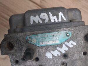 Блок abs на Mitsubishi Pajero V46W 4M40 MR129600