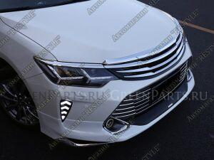 Дневные ходовые огни на Toyota Camry