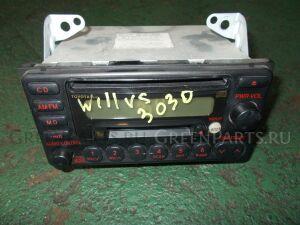 Магнитофон на Toyota Will VS NZE127ZZE127ZZE128ZZE129 86120-1A160