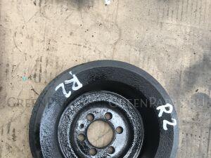 Шкив на Mazda R2