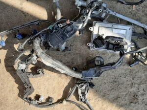 Двигатель на Honda Freed GB3 L15A