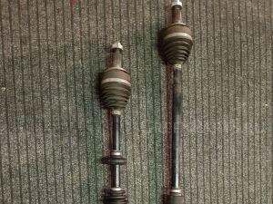Привод на Honda Civic FD 1 R18A