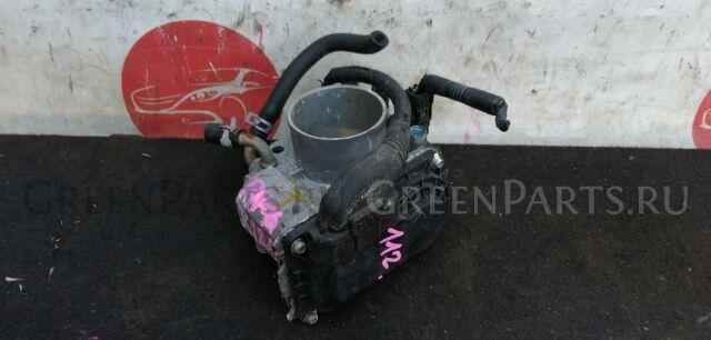 Дроссельная заслонка на Honda Stream RN6 R18A 112