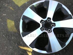 Диск литой на Subaru XV