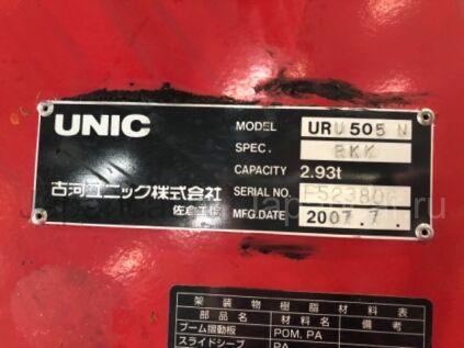 Крановая установка URU505N во Владивостоке