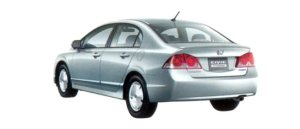 HONDA CIVIC HYBRID 2007 г.