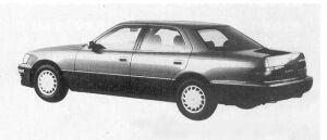 TOYOTA CELSIOR 1990 г.