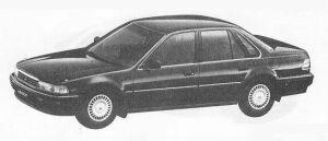 HONDA ASCOT 1990 г.