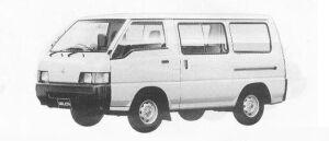 MITSUBISHI DELICA 1990 г.