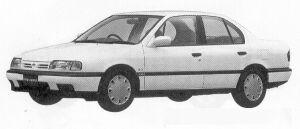 NISSAN PRIMERA 1991 г.