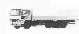 MITSUBISHI FUSO 1991 г.