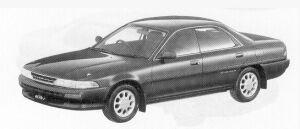 TOYOTA CORONA EXIV 1992 г.