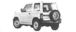 MITSUBISHI PAJERO MINI 1995 г.