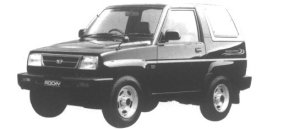 DAIHATSU ROCKY 1995 г.