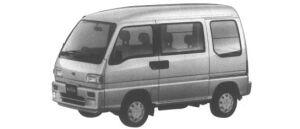 SUBARU SAMBAR 1995 г.