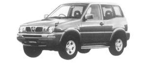 NISSAN MISTRAL 1997 г.