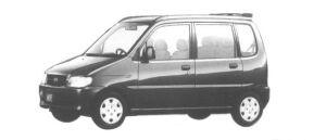 DAIHATSU MOVE 1998 г.