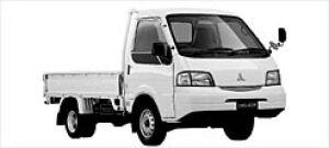 MITSUBISHI DELICA TRUCK 2002 г.
