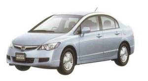 HONDA CIVIC HYBRID 2005 г.