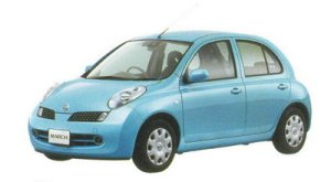 NISSAN MARCH 2005 г.