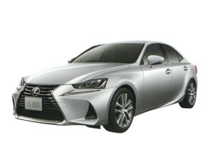 LEXUS IS350 2018 г.