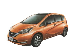 NISSAN NOTE 2018 г.