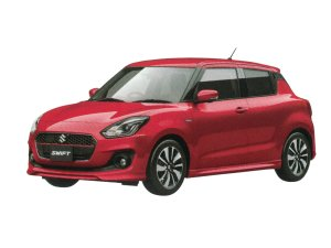 SUZUKI SWIFT 2018 г.