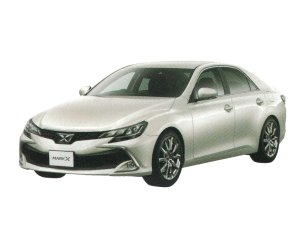 TOYOTA MARK X 2018 г.