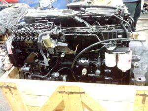 Двигатель на CUMMINS