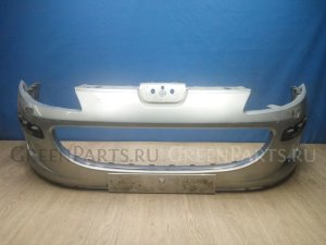 Бампер на Peugeot 407