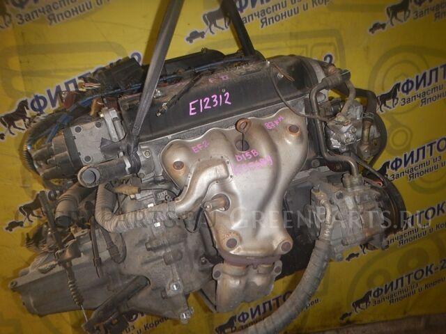Двигатель на Honda Civic EG8 D15B