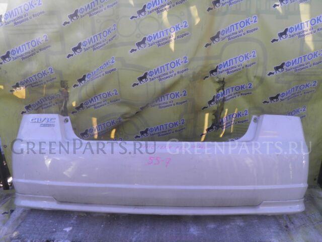 Бампер на Honda Civic Ferio ES1 D15B