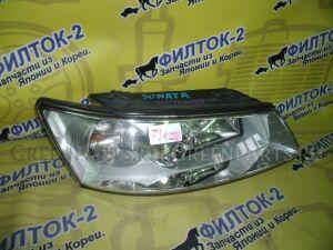 Фара на Hyundai Sonata NF 101-0103