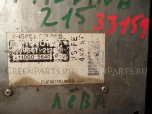 Блок управления efi на Toyota TOYOTA 3S-FE 89661-21220