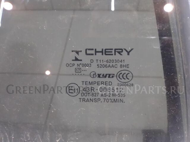 Стекло двери на Chery Tiggo