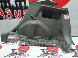 Обшивка багажника на Honda Fit GD4 L15A