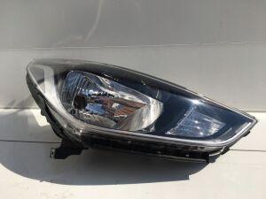 Фара на Hyundai Solaris